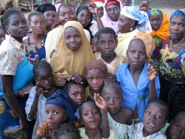 Children from my village in NIger.